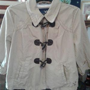 AEO toggle jacket